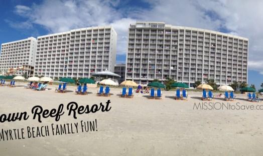 Crown Reef Resort Myrtle Beach