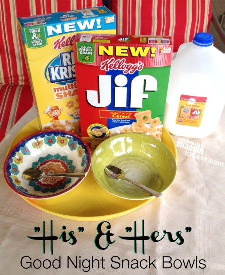 His and Hers #GoodNighrSnack Bowls! #shop #cbias