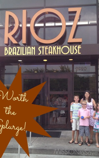 Rioz Brazilian Steakhouse in Myrtle Beach is Totally Worth the Splurge