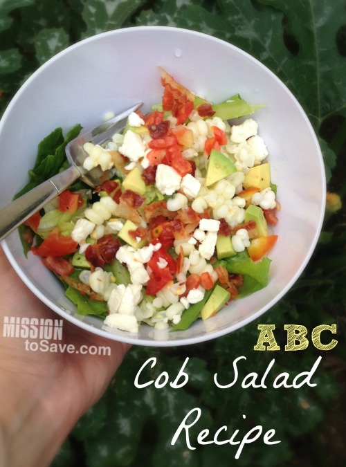 ABC Cobb Salad Recipe