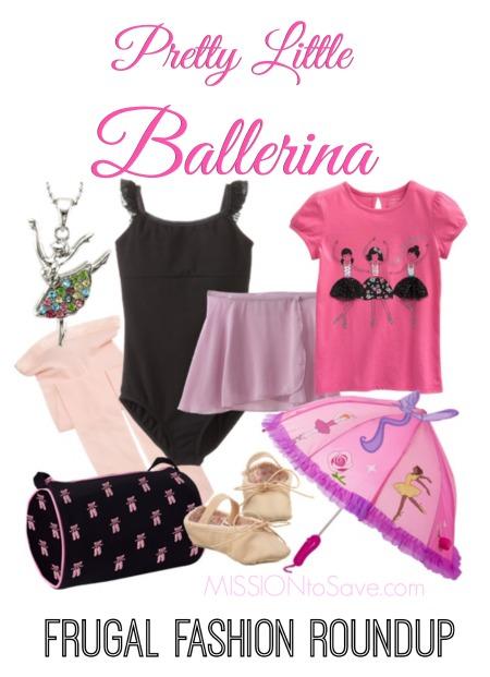 Ballerina Fashion Roundup