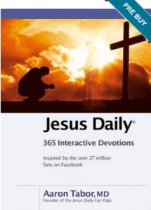 Jesus Daily Aaron Tabor