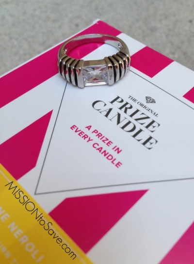 My Prize Candle Ring