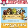Wendy's Kids' Meals $1.99 After 4 PM!