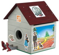 home depot wizard of oz tree house