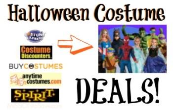 Halloween Costume Deals