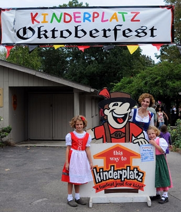 oktoberfest columbus day weekend