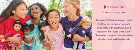 American Girl Doll Deals on Zulily