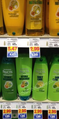 free garnier at Kroger Mega Sale