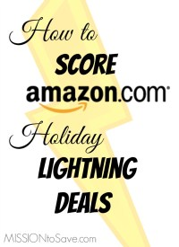 How to Score Amazon Lightning Deals This Holiday Season ...