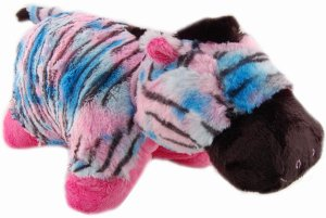 Pillow Pet Light Up Zebra