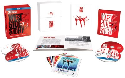 Awesome price on West Side Story 50th Anniversary Blu-Ray
