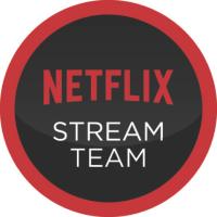 Netflix Stream team member #streamteam