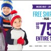 AWESOME The Children's Place Sale: Free Shipping + Promo Code Too!
