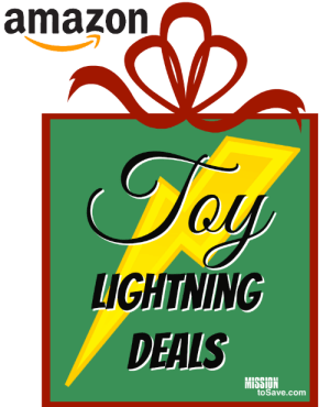 Check out the latest Amazon Toy Lightning Deals this Holiday Season!