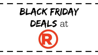 Radio Shack Black Friday