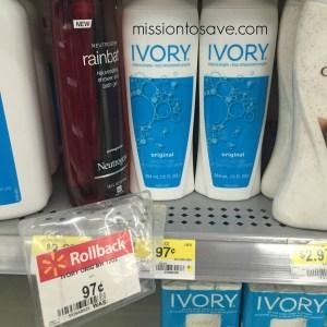 walmart ivory coupon