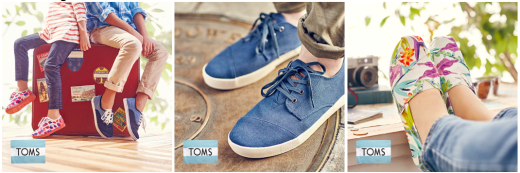 TOMS SALE on ZULILY!