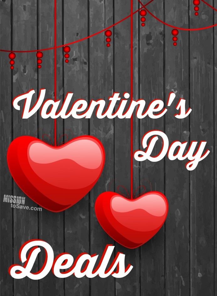 Valentines Day Deals Kids Eat Free Coupons More