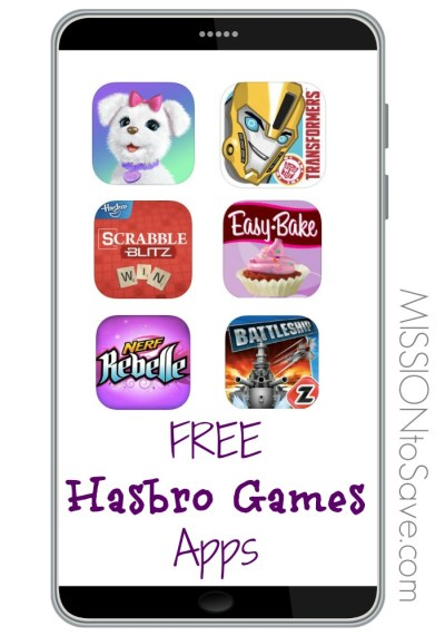Check out these free hasbro games apps.  Lots of titles with your kids favorite games and toys.