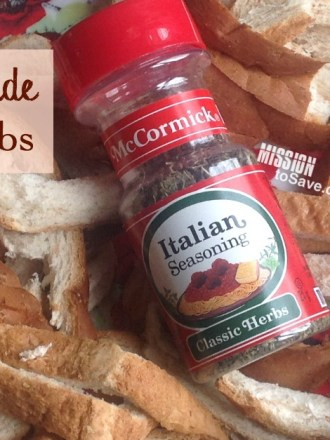Don't waste the heel and crusts! Trun them into Homemade Breadcrumbs. It's a easy frugal living hack!