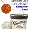 New Graeter's Bourbon Pecan Chocolate Chip is a Slam Dunk for Kentucky Final 4 Game (+ GIVEAWAY)