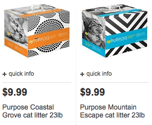 Free Purina Cat Litter