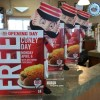 Skyline Chili Free Coney Day for Opening Day (4/5/15)