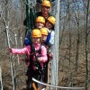 High Flying Family Fun at ZipZone Canopy Tours in Columbus OHIO!