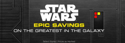 Disney Store Star Wars