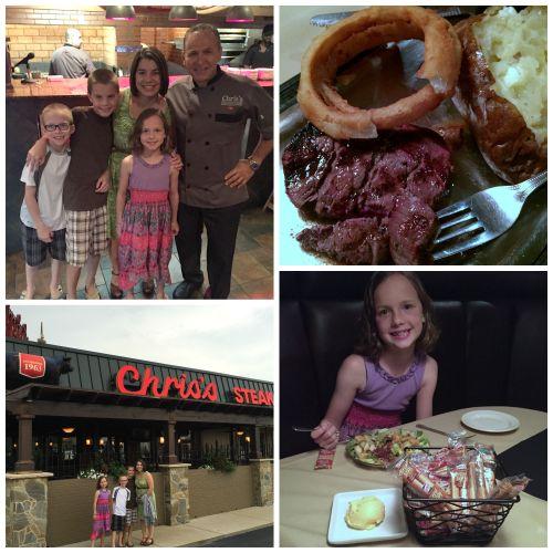 Chris's Steakhouse NC