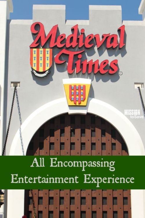 Medieval Times All Encompassing Entertainment Experience