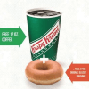 Krispy Kreme National Coffee Day Freebie for 2016