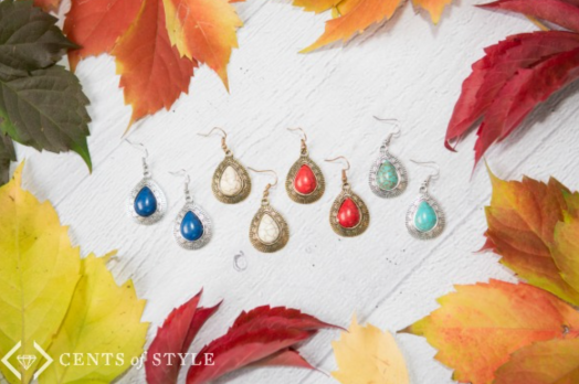 Cents of Style Earings Steals