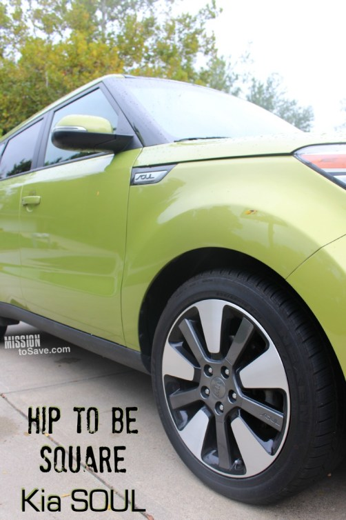 Hip to be Square Kia SOUL