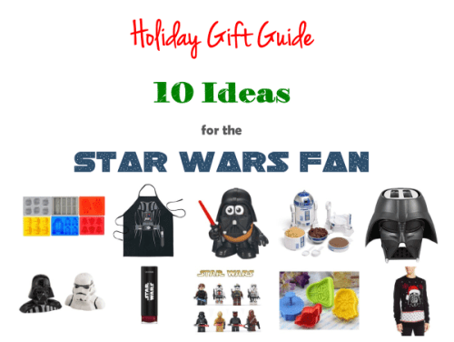 With the new Star Wars movie installment coming out in December, Star Wars items are HOT gift list items this Holiday Season.