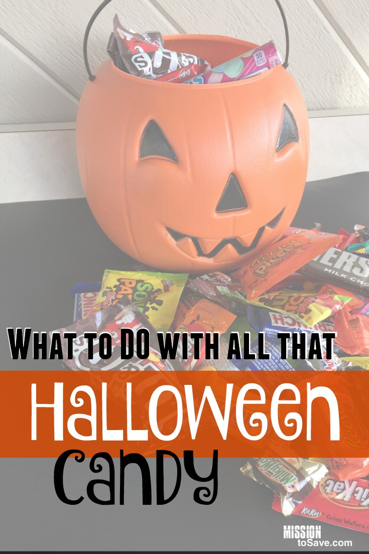 What To Do With All That Halloween Candy!? - Mission: to Save