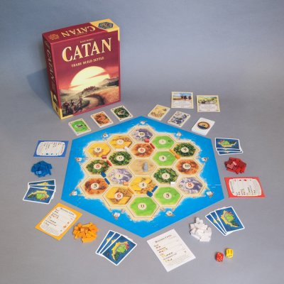 settlers of Catan 5th ed