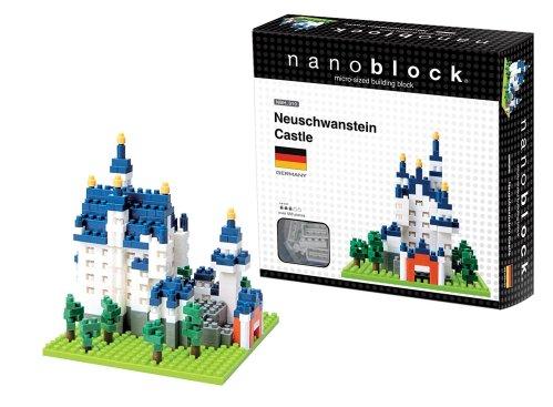 nanoblock-castle