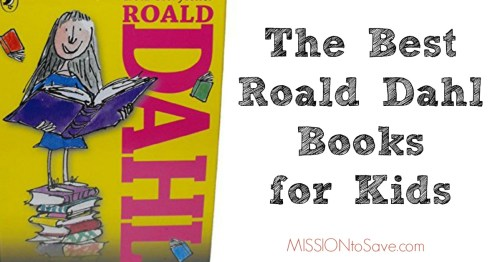 Best Roald Dahl Books for Kids
