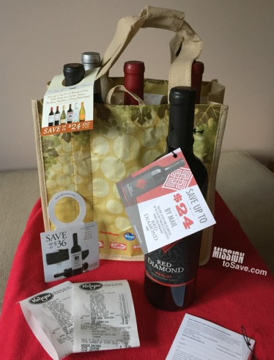Save money by making a DIY Wine of the Month Club Gift. This would work for many gift of the month club themes. Includes printable tags for each month of the year.