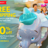 Disney Store: 20% Off + Free Shipping on Disney Parks Merchandise