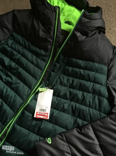 Winter coat clearance