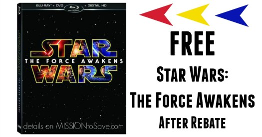 FREE Star Wars The Force Awakens