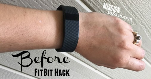 Before Fitbit Hack