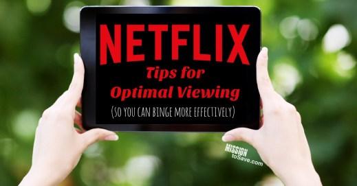 Netflix Tips StreamTeam