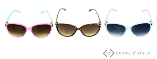 cents of style sunglasses