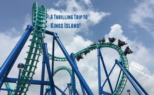 High Flying Thrills at Kings Island