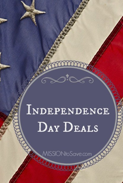 Independence Day Deals - Fourth of July Deals