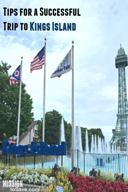FInd out the Ticket to a Successful Trip to Kings Island. Read my tips for your next visit to the awesome amuesment park, Kings Island in Ohio